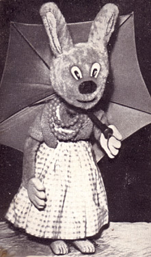 Mabel Crowther's Arno Puppets