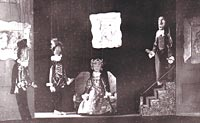 "Blithfield Puppet Theatre ""The Escape"" 1961"