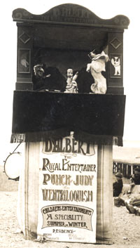 The D'Albert Punch Booth