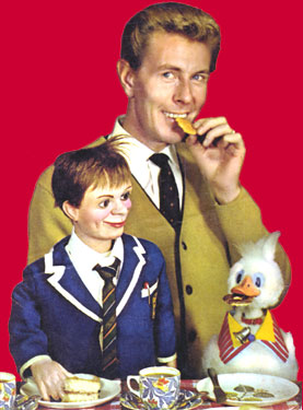 Ray Alan's Tich & Quackers 1968